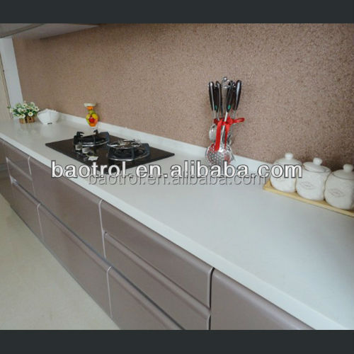 Professional manufacture acrylic kitchen countertop,granite kitchen countertop (KCT-183)