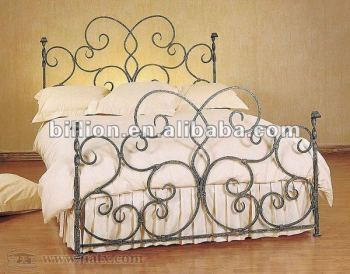 wrought iron headboard. gothic gate wrought iron headboard ornate, Headboard designs