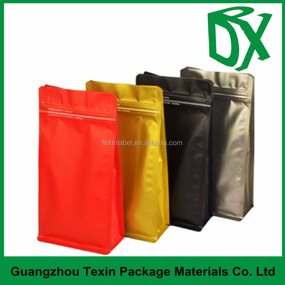 guangdong manufacturer plastic ziplock bag for candy packing in good quality