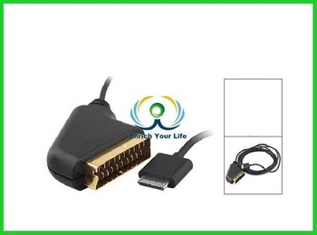 Hot New Rgb Scart Adapter Cable For Sony Psp Go - Buy Cable For Sony Psp  Go,Charger,Game Accessorries Product on Alibaba com