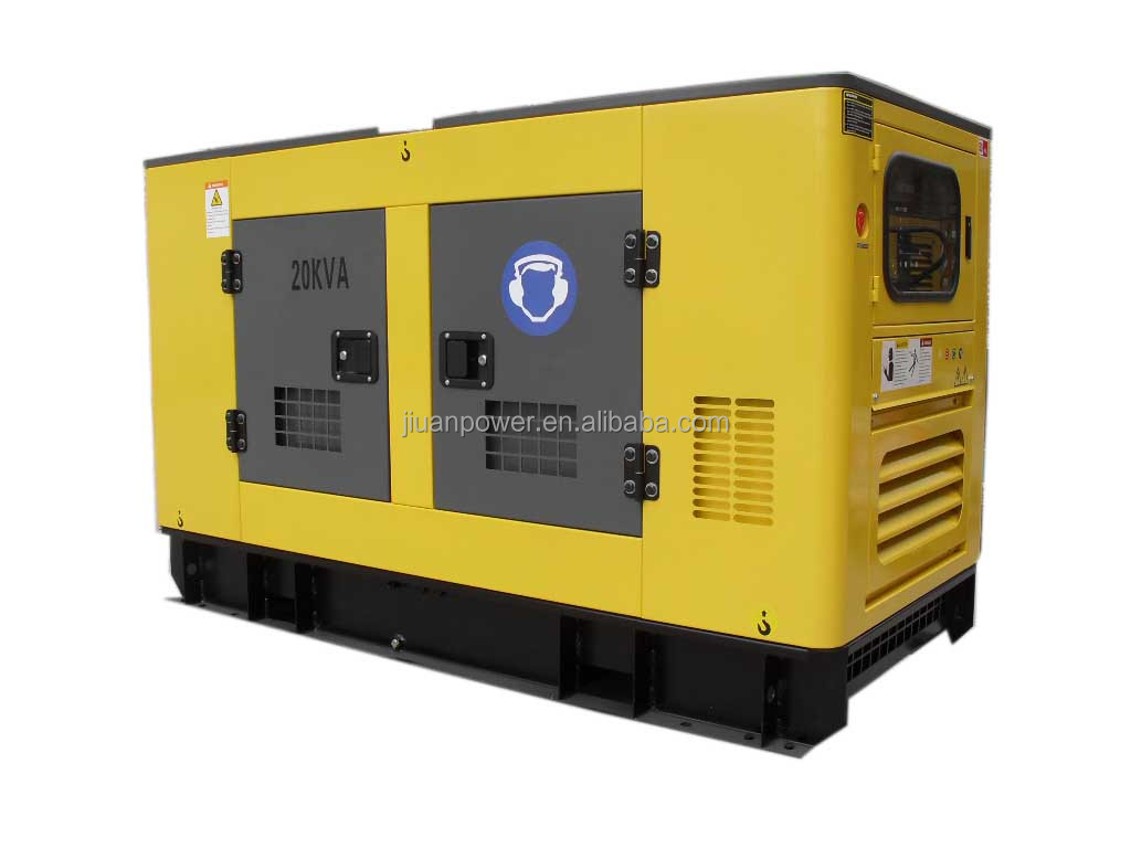 Hot Sale 20kva Diesel Generator Set Ats Automatic Transfer Switch For View Generators