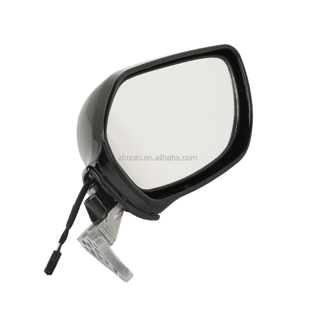 ABS Plastic Rear View Mirror Signals For Honda Goldwing GL 1800 F6B 2013-2016