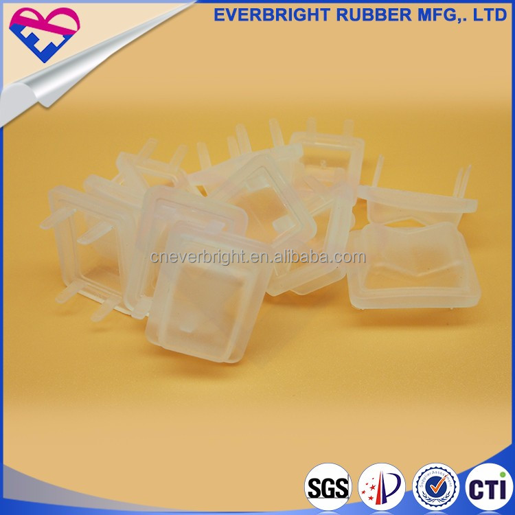 Manufacturers selling custom silicone rubber button pad