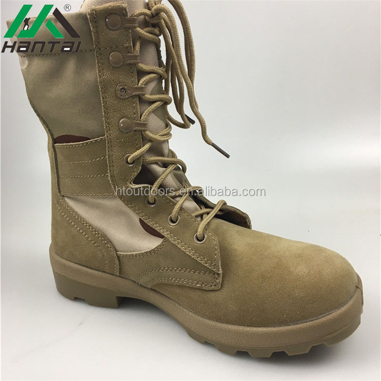 Haitai tactical self-made altama desert boots