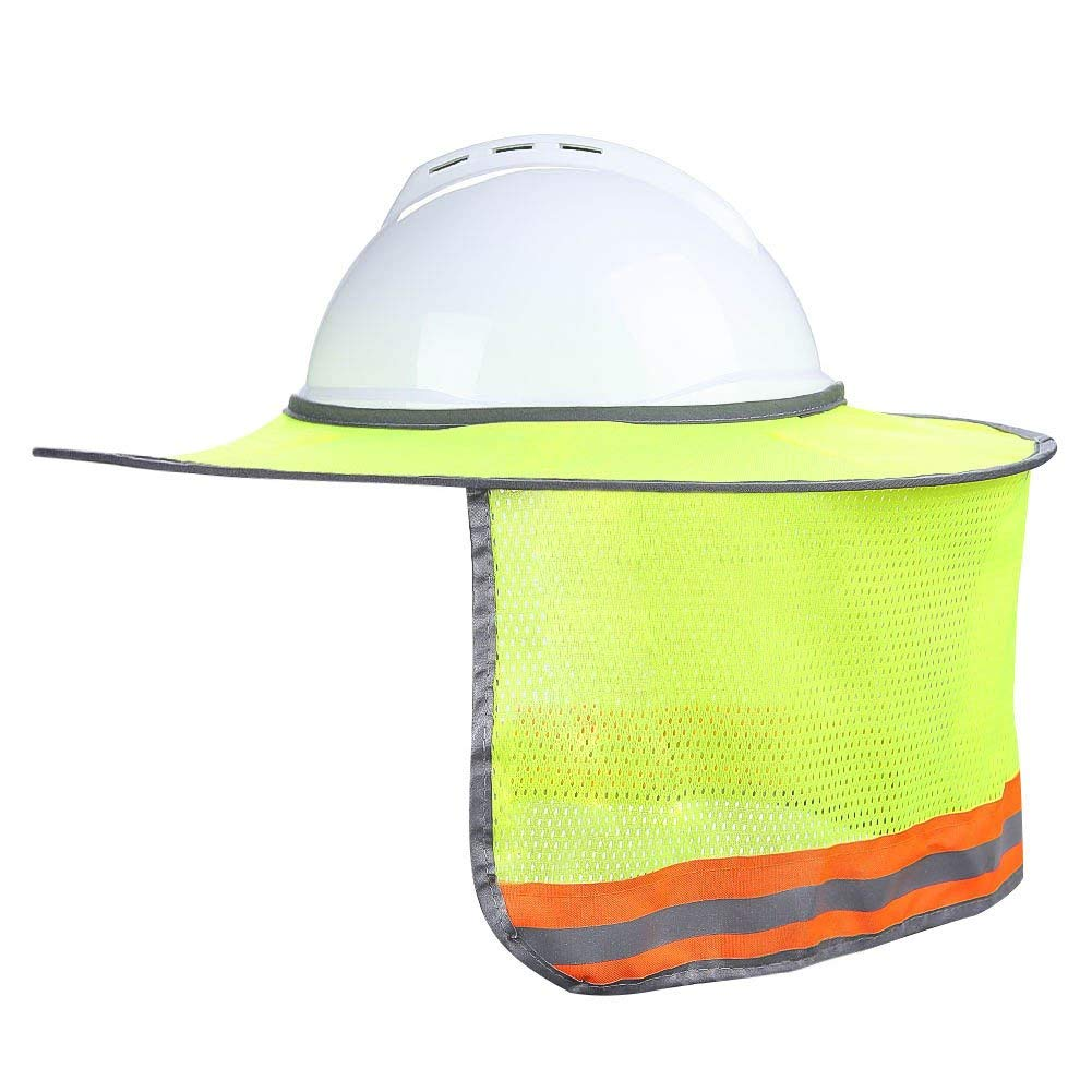 Buy Paulson Hard Hat Sun Shield Fits Erb Hard Hat Full Brim A-S4-E ... 3603377e42e