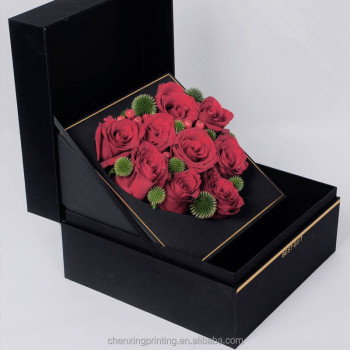 Luxury colorful love gift preserved fresh flower box packaging buy luxury colorful love gift preserved fresh flower box packaging negle