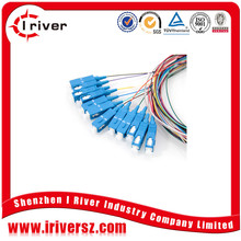 fiber optic pigtail FC, SC, ST, LC, MU, MTRJ, MPO, MTP, DIN, D4, SMA, Escon, E2000 cheap price stable quality
