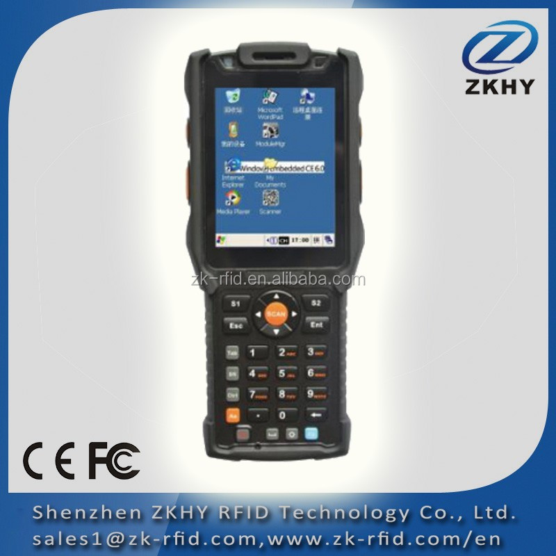 Handheld scanners/terminal for inventory management