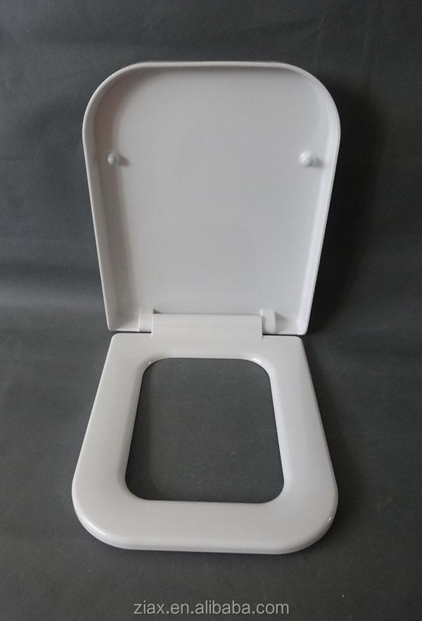 Potty training seat for a square toilet babycentre for Inodoro cuadrado