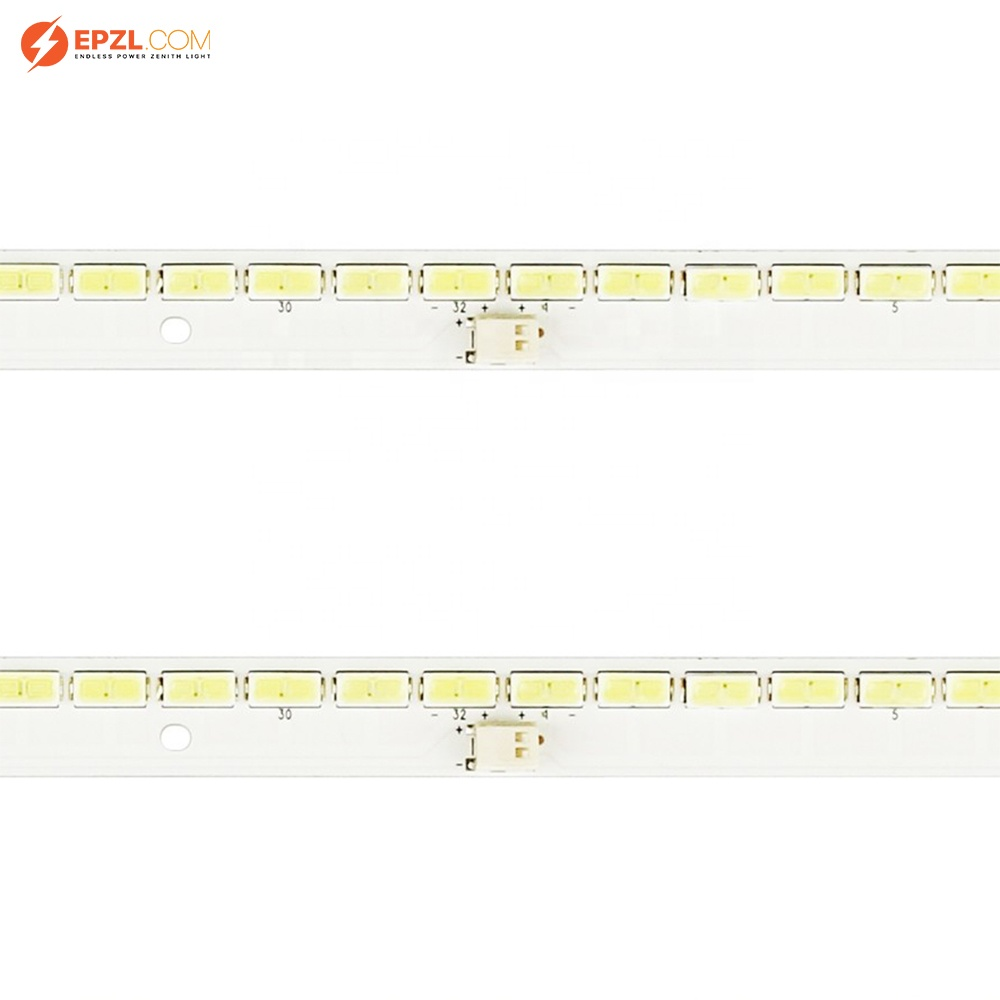 Innotek 60Inch 7030Pkg 68Ea R/L-Type Led Light Strips Online Retail Store Bar Backlight Rgb Flexible  Sheets For Tv