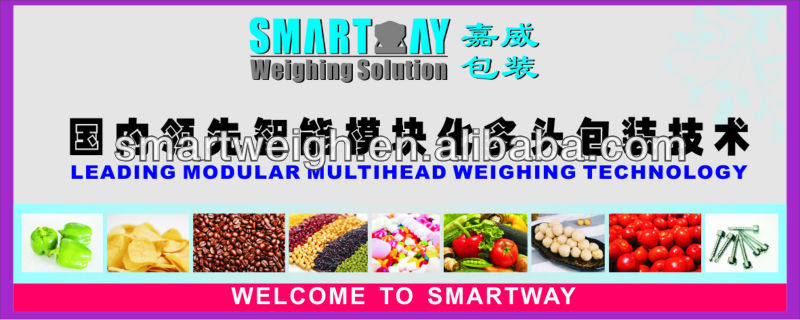 Smart Weigh steady work platform ladders customization for food packing-10
