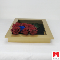 wholesale sale Custom USA tourist souvenir gifts epoxy MDF photo frame