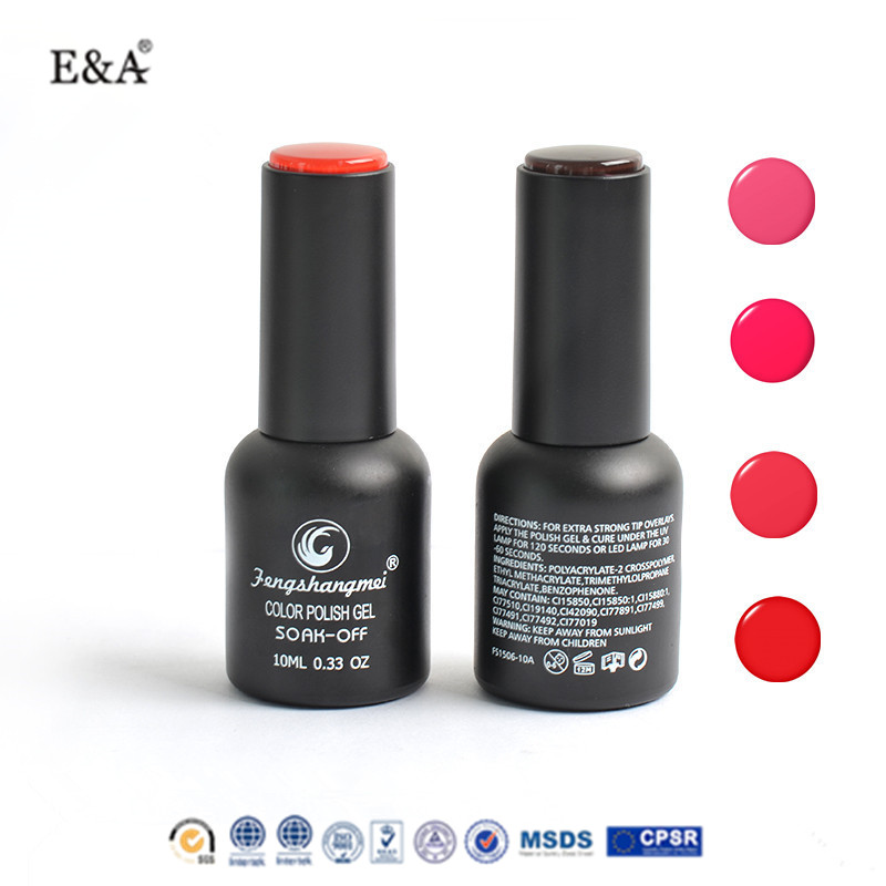EA brand private label gel polish oem wholesale high quality nail polish uv gel