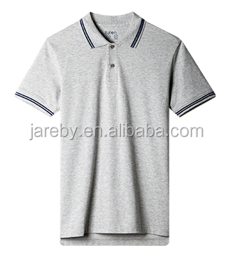 100% cotton heavy weight polo shirt,color combination collar design polo shirts