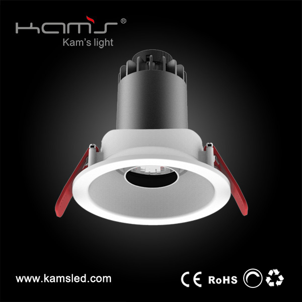 Adjustable down light led Triac dimmable system down lighting led with energy saving
