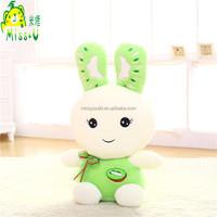 Wholesale Plush Mini Cute Kiwi Fruit Rabbit Toys