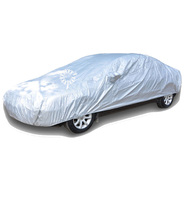 new design wholesale waterproof protective shelter automatic car cover