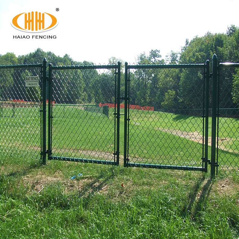 Factory Price Portable Chain Link Fence Panel