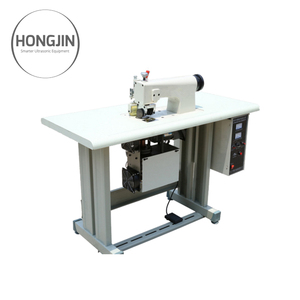Ultrasonic Sewing Machine for PVC Plastic Products