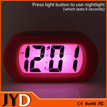 JYD- DAC17 New Small Led Digital Clock for Desk