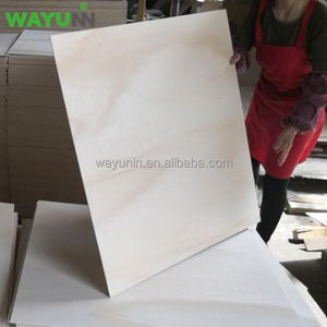 China Factory Price Square shapes 3mm CNC Laser Ply CARB 2 full poplar Laser Cut plywood