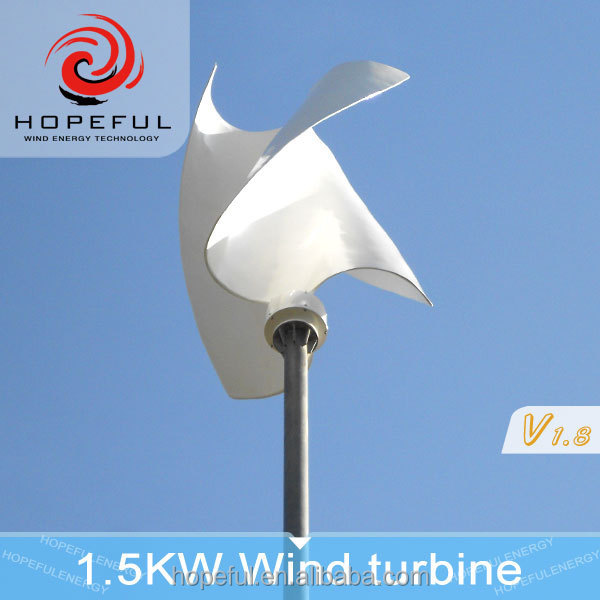 wind turbine arten kommerziellen wohn windgeneratoren 1500 watt horizontale windkraftanlage. Black Bedroom Furniture Sets. Home Design Ideas