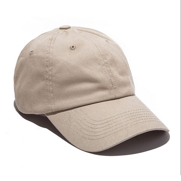 OEM manufacturers wholesale 6 panel baseball dad caps plain distressed unstructured blank custom dad hats