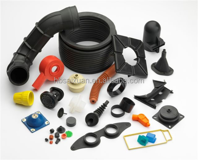 Custom rubber parts/Custom/Customized Moulded/Made rubber products China manufacturer