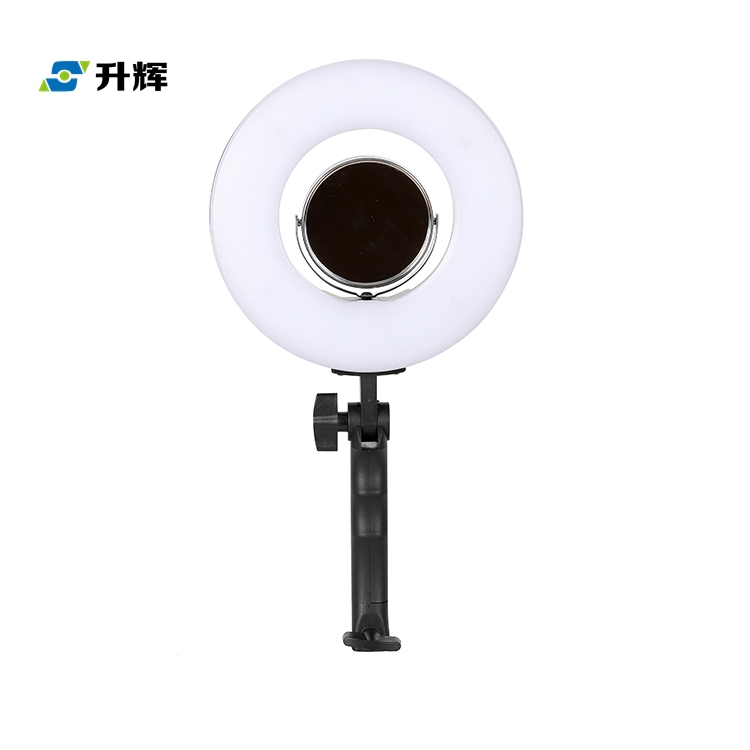 8inch Photo Video Dimmable 5500K Photography LED Ring Light Kit