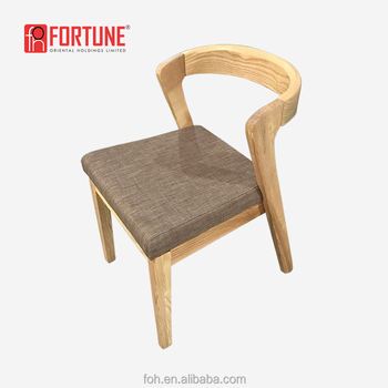 high end quality furniture. Ice Cream Shop Furniture High-end Quality Restaurant Natural Solid Wood Chair In Fabric Pads High End D