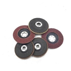 High efficient machine for production of abrasive flap disc