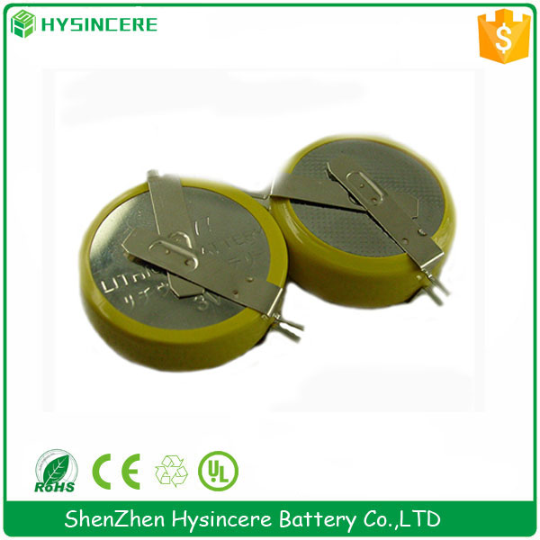 Lithium button cell battery CR2477 for watch and pos
