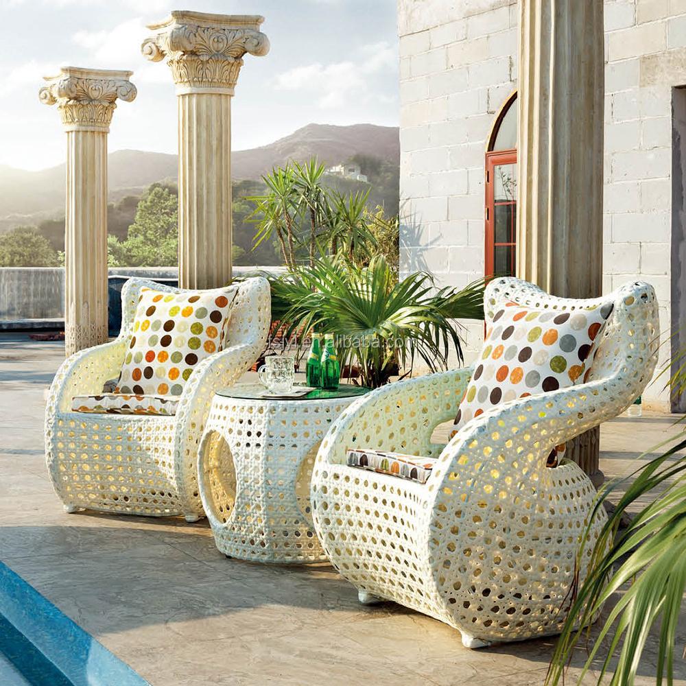 Fancinating Design European Garden Hotel Outdoor Rattan ...