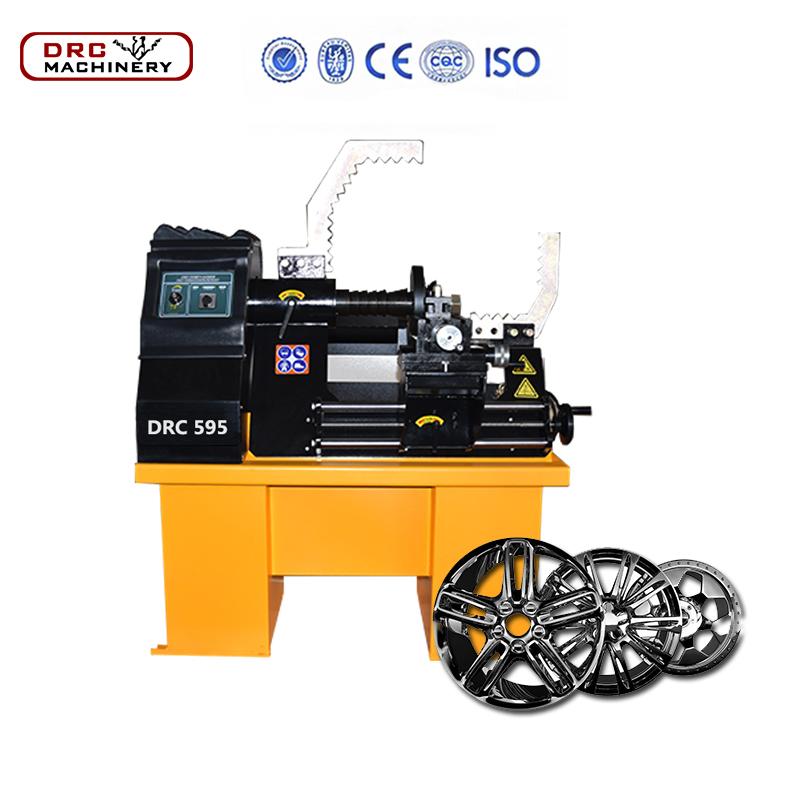 Самая низкая цена Ремонт сплава колеса ремонт полировки обода выпрямления ремонт машины DRC 595A колеса выпрямить машины