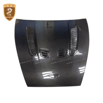 Hot Selling Carbon Fiber Motorkap Hood Cover Body Kits Voor Aston Martin Db9 Auto Motor Kap