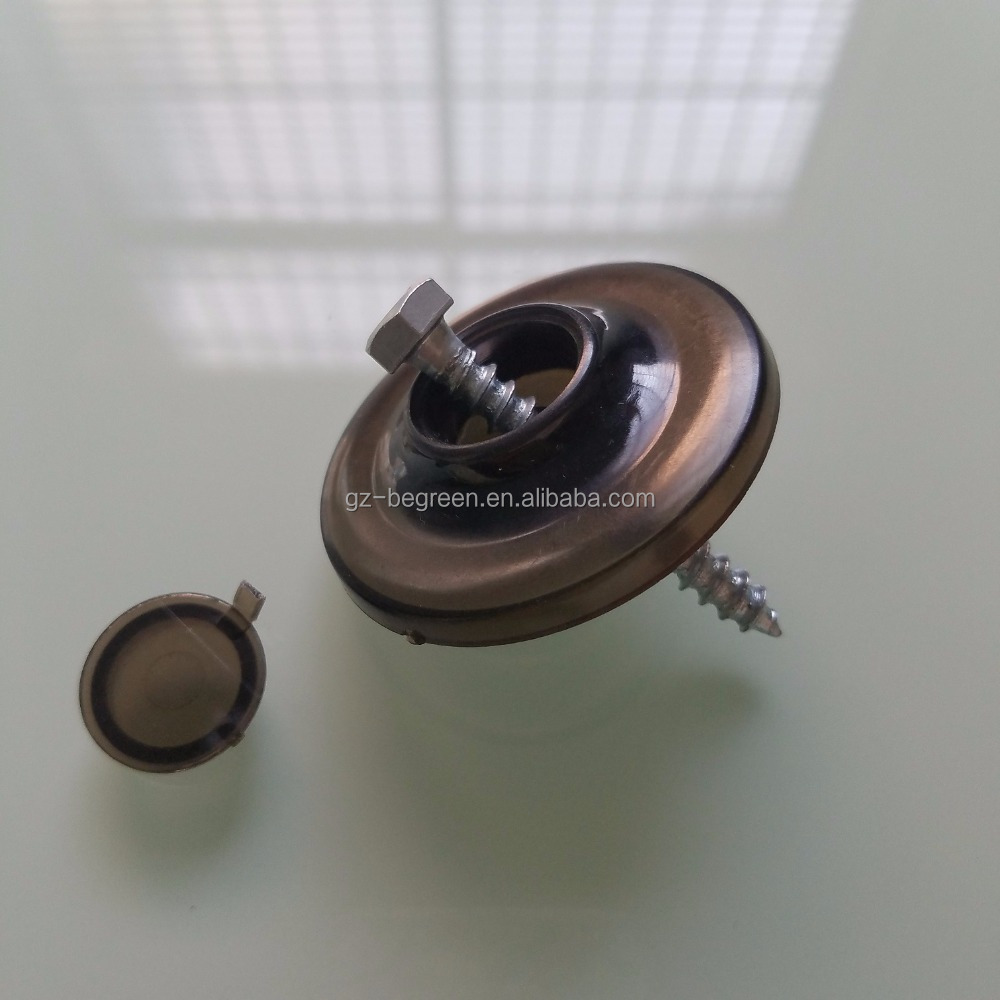 polycarbonate waterproof washer for installation of polycarbonate sheet