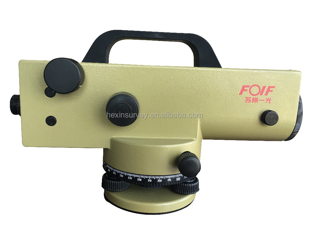 Digital level instrument Foif DS05 clear objective aperature 45mm sokkia automatic level