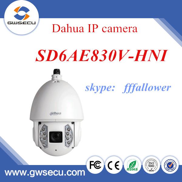 Dahua Sd6ae830v-hni 4k Camera 30x Ir Ptz Ip Camera Intelligent ...