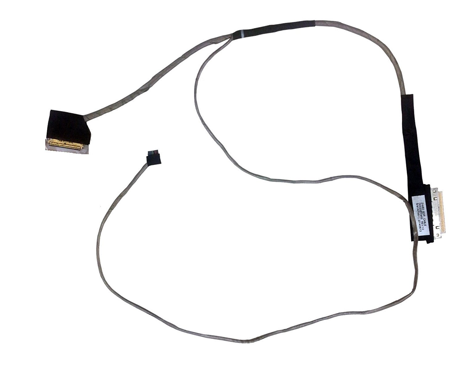 Get Quotations · New LVDS LCD LED Flex Video Screen Cable for Lenovo  IdeaPad B40 B40-30 B40