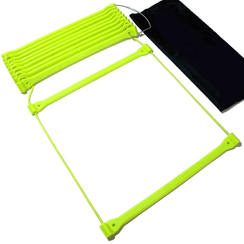 Wholesale Football Soccer Sport Speed Agility Ladder By factory Tactical Endurance & Speed With Cones