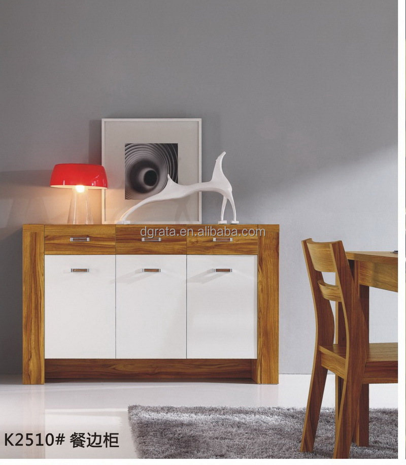 2014 Simple Style Dining Room Side Cabinet Was Made From