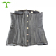 Hot selling private label bandage body shaper 26 steel bones waist trainer corset