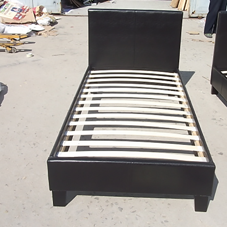 Custom Hotel Queen Size Steel Metal Bed Frame With Slats