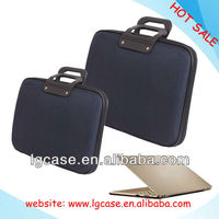 Waterproof and shockproof 14 inch hard eva case for laptop computer