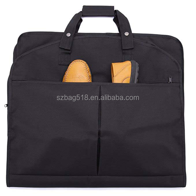 wholesale china factory Custom logo waterproof foldable travel garment bag