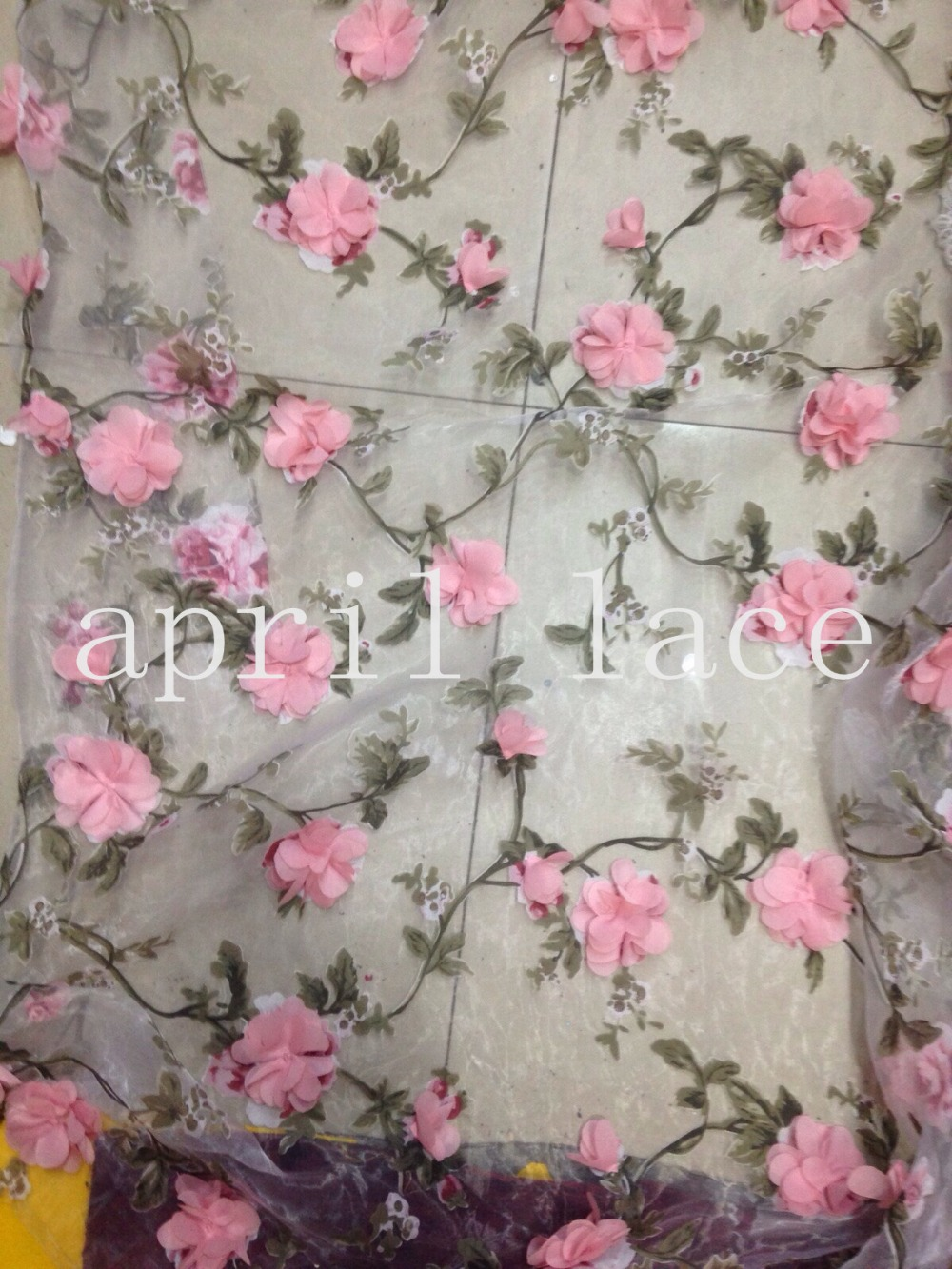 Popular Embroidered Organdy Fabric Buy Cheap Embroidered