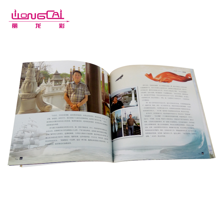 Custom design matte coated paper coloring hardcover board book printing