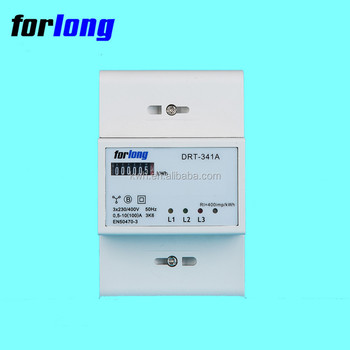 Lower price Electric Multi-Function 3 phase energy meter