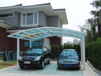 car sun shades polycarbonate awning canopy