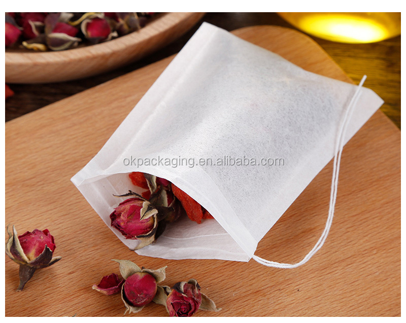 Food grade tea bag Tea filter paper bag Filter tea bag